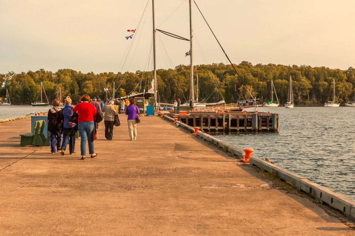 加拿大Nova Scotia, 帆船灯塔老鹰_图1-19