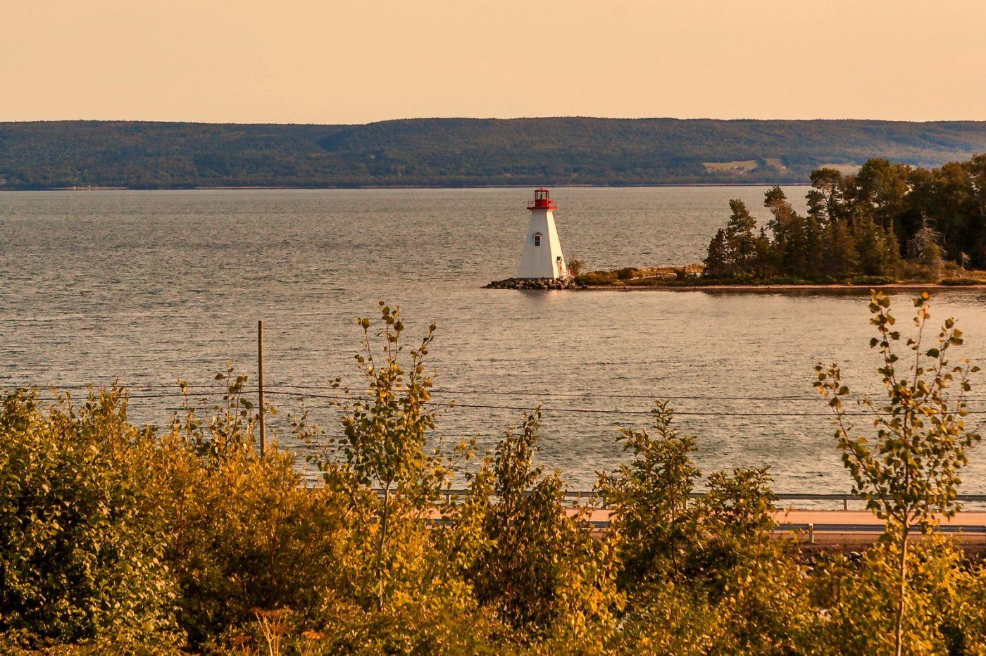 加拿大Nova Scotia, 帆船灯塔老鹰_图1-24