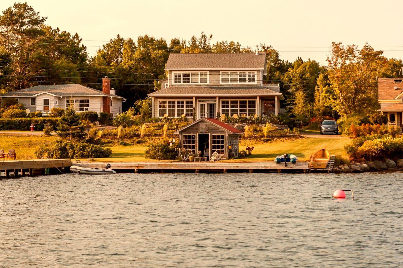 加拿大Nova Scotia, 帆船灯塔老鹰_图1-28