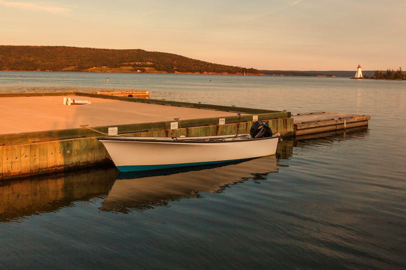 加拿大Nova Scotia, 帆船灯塔老鹰_图1-27