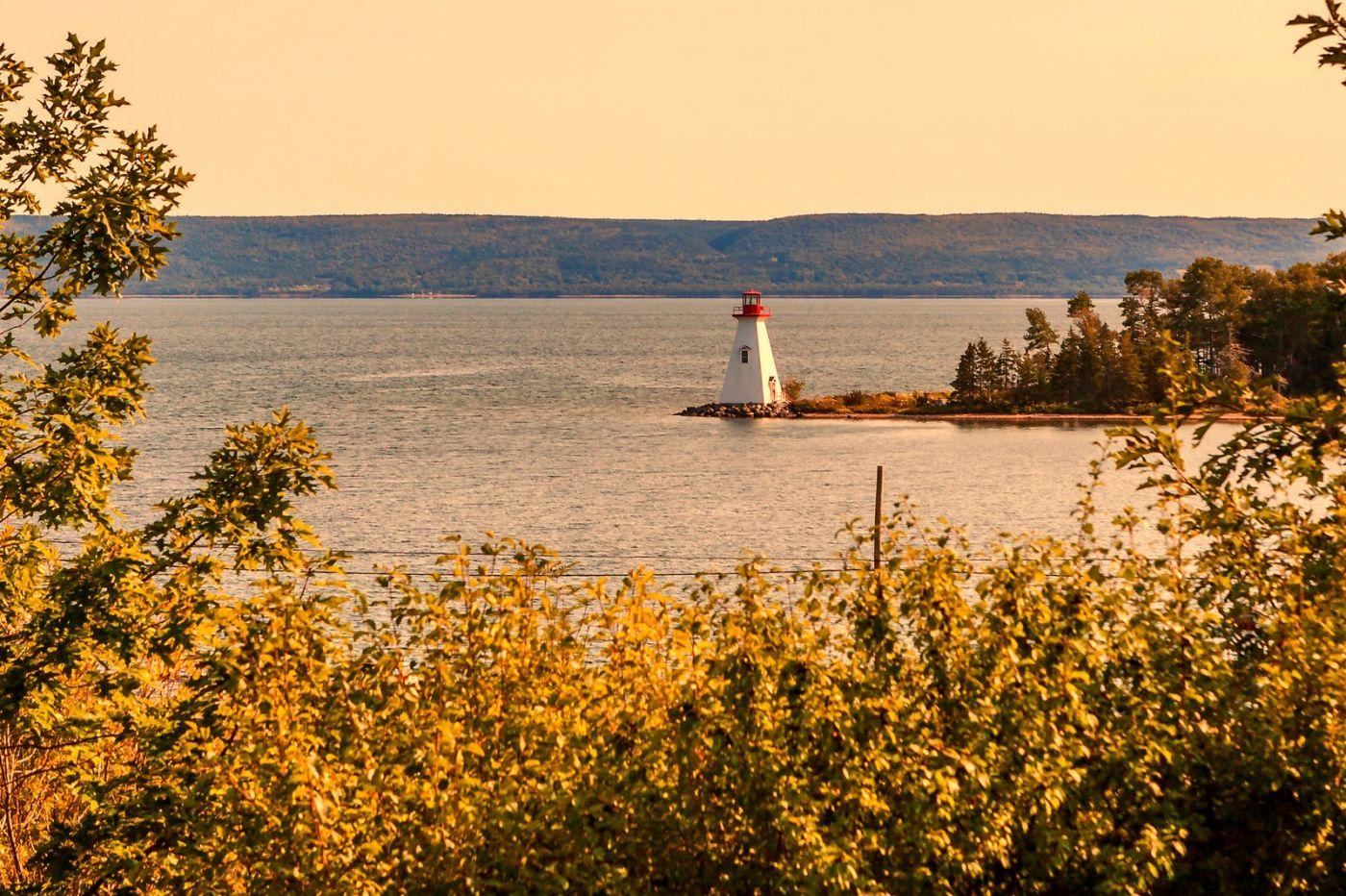 加拿大Nova Scotia, 帆船灯塔老鹰_图1-26