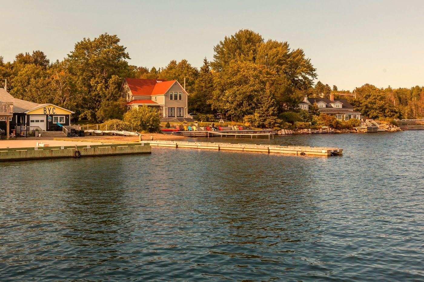 加拿大Nova Scotia, 帆船灯塔老鹰_图1-25