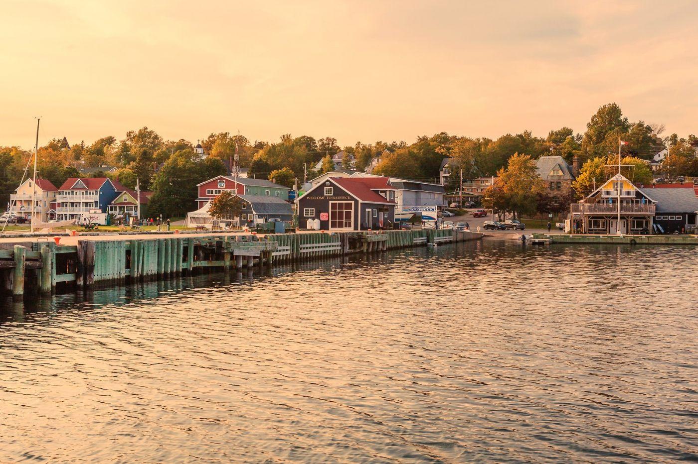 加拿大Nova Scotia, 帆船灯塔老鹰_图1-29