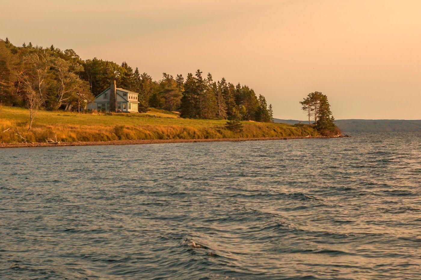 加拿大Nova Scotia, 帆船灯塔老鹰_图1-30