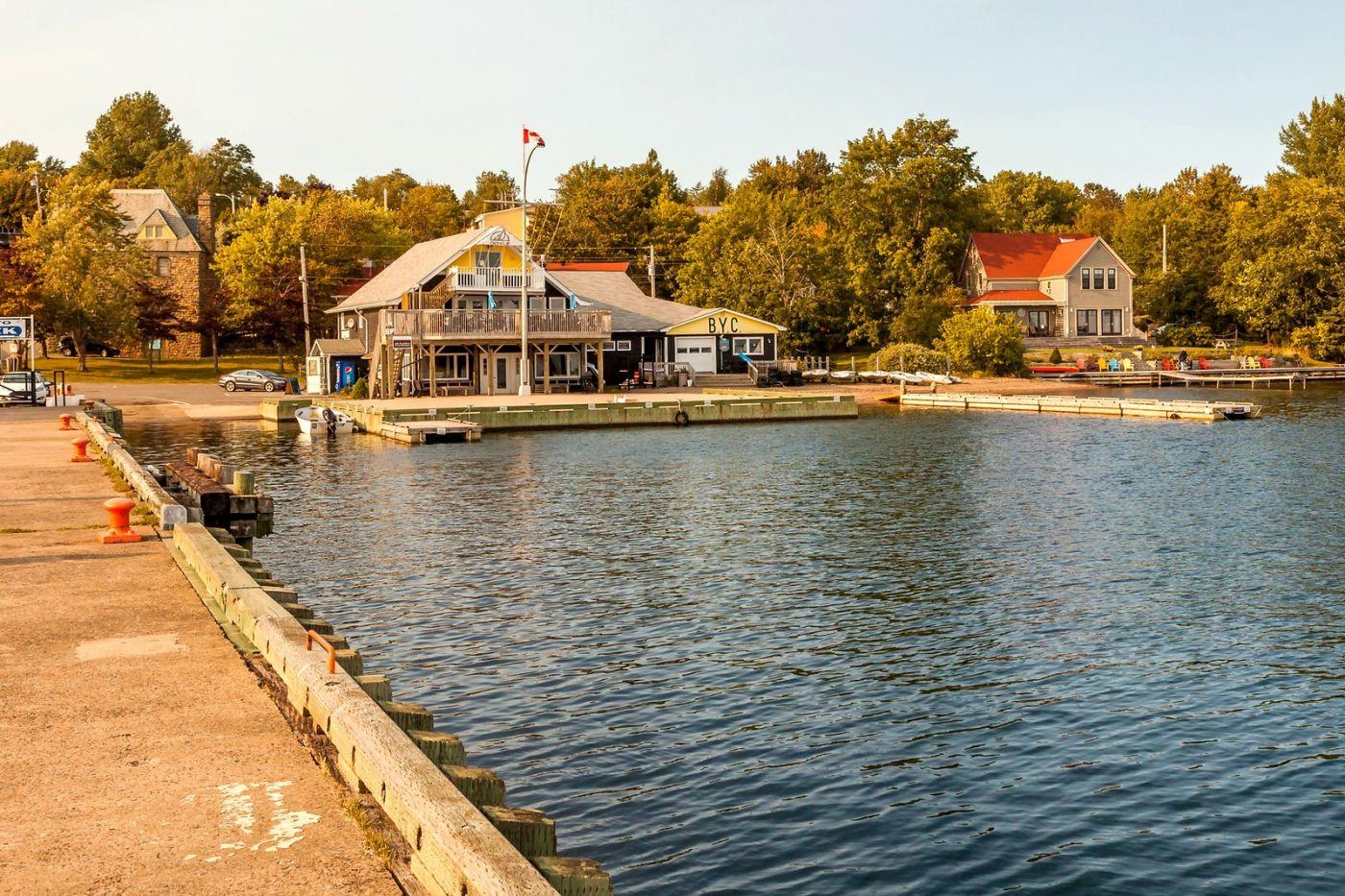 加拿大Nova Scotia, 帆船灯塔老鹰_图1-32
