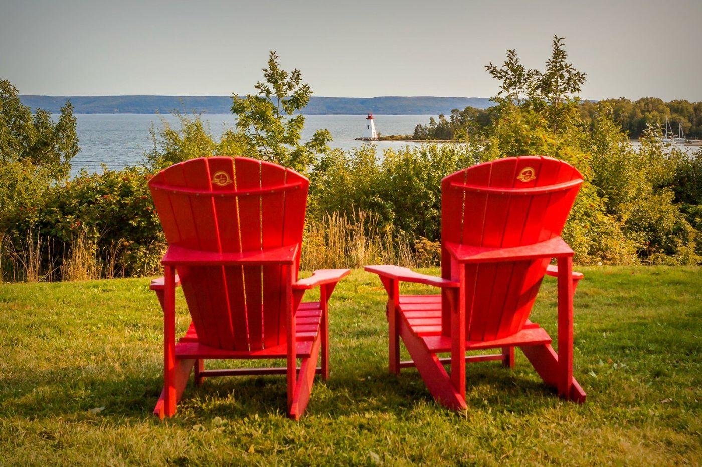 加拿大Nova Scotia, 帆船灯塔老鹰_图1-36
