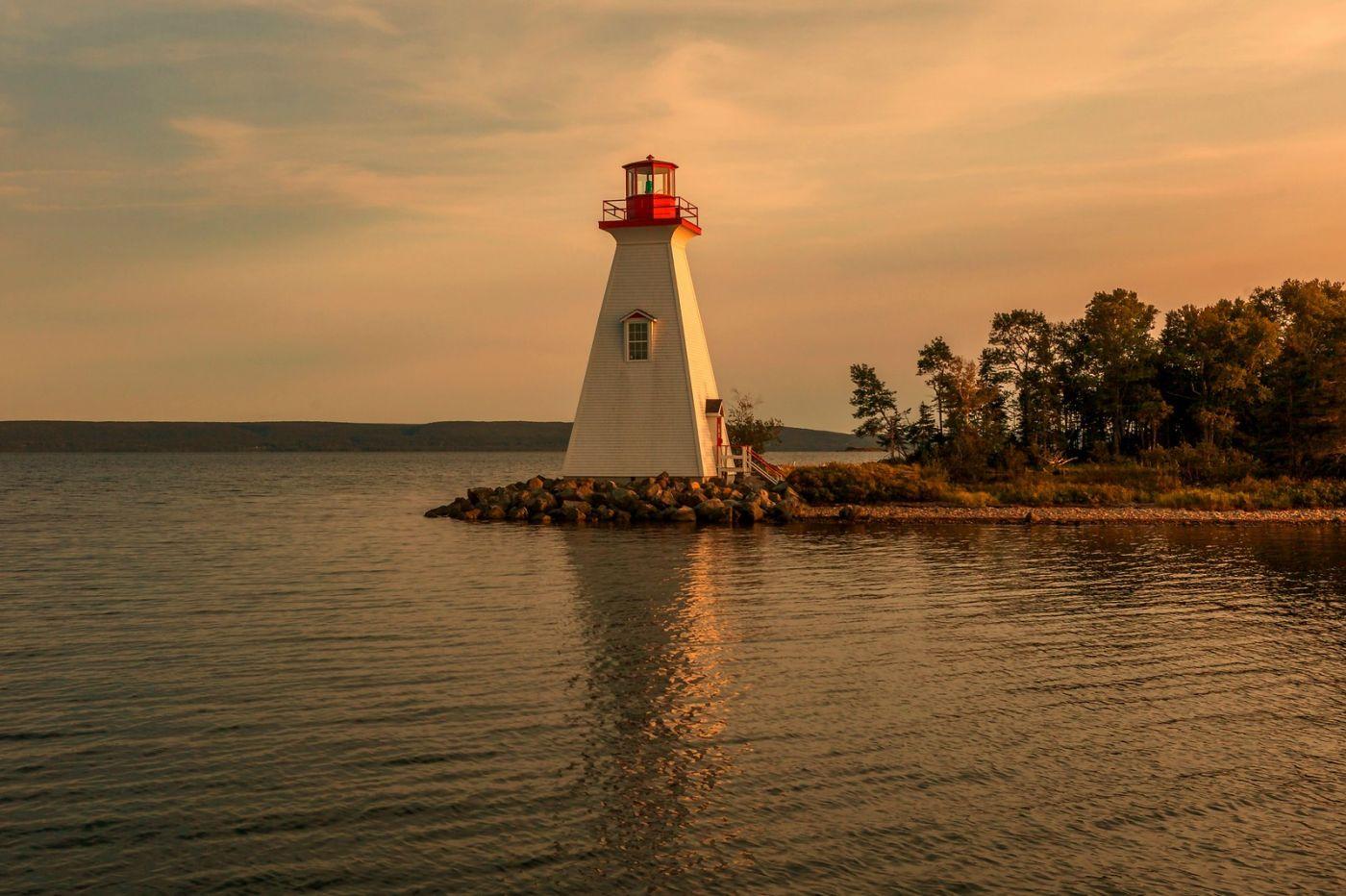 加拿大Nova Scotia, 帆船灯塔老鹰_图1-35