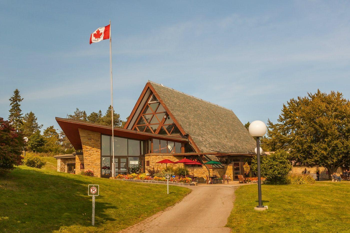 加拿大Nova Scotia, 帆船灯塔老鹰_图1-38