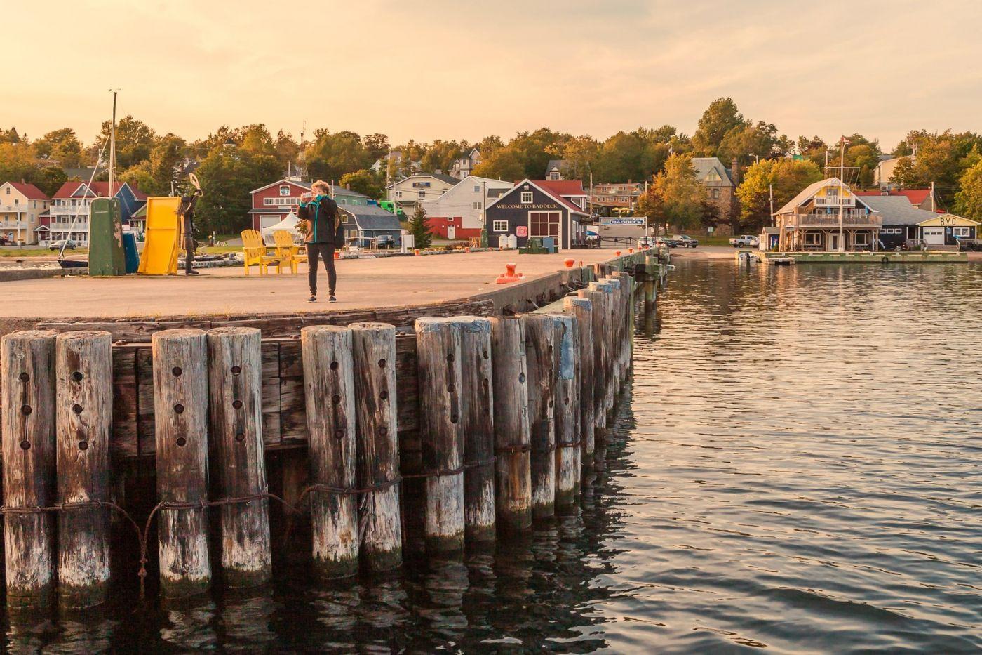 加拿大Nova Scotia, 帆船灯塔老鹰_图1-39