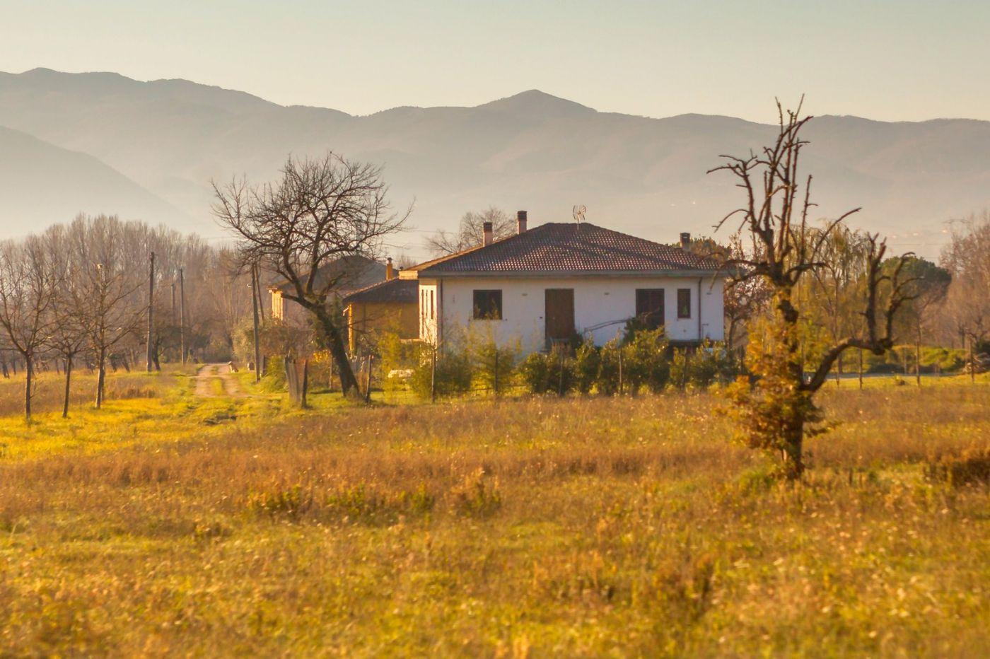 意大利路途,这就是乡村生活?_图1-21