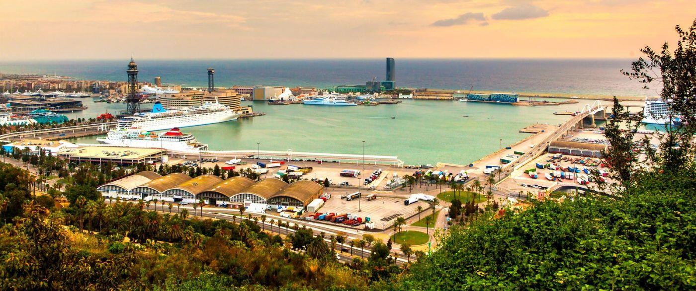 西班牙小岛,全景图_图1-4
