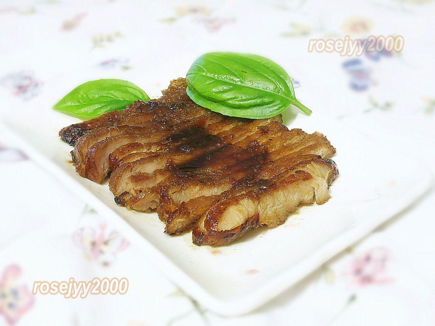 叉烧酱猪排_图1-1