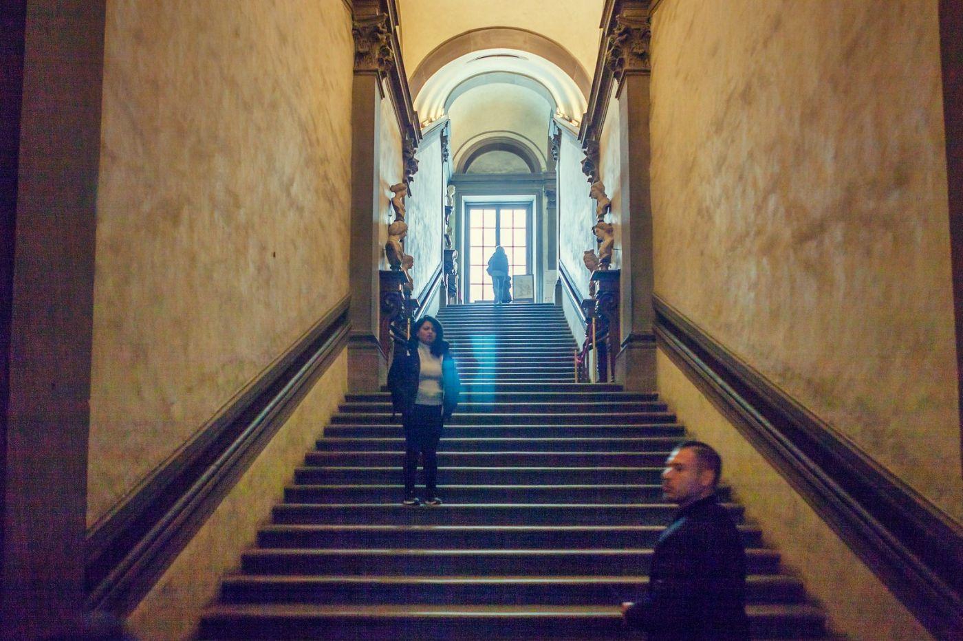 意大利佛罗伦斯乌菲兹美术馆, 进去看一看_图1-6