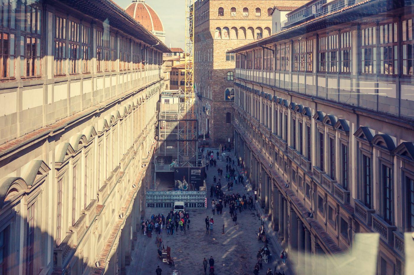 意大利佛罗伦斯乌菲兹美术馆, 进去看一看_图1-13