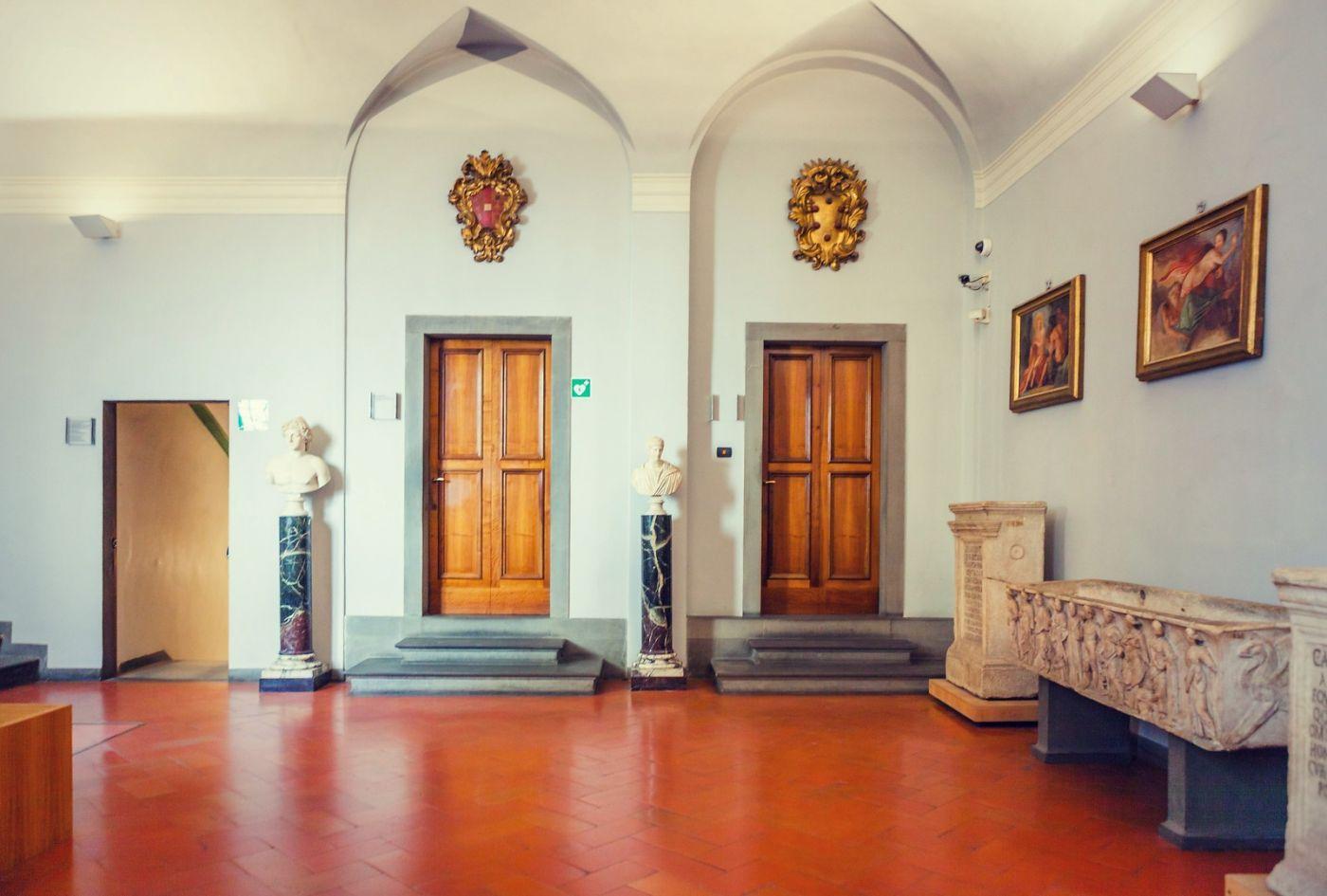 意大利佛罗伦斯乌菲兹美术馆, 进去看一看_图1-16