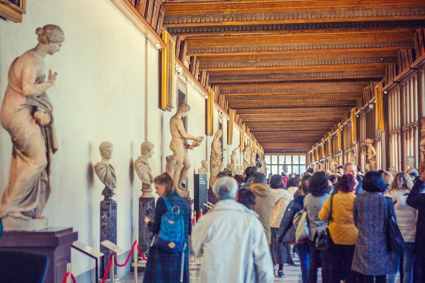 意大利佛罗伦斯乌菲兹美术馆, 进去看一看_图1-21