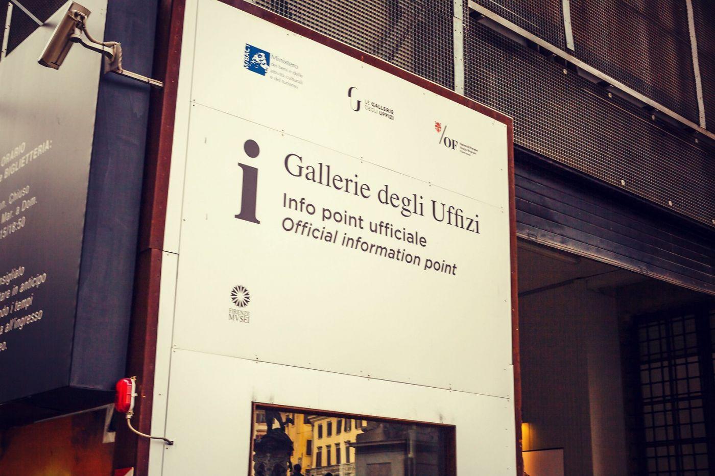 意大利佛罗伦斯乌菲兹美术馆, 进去看一看_图1-20