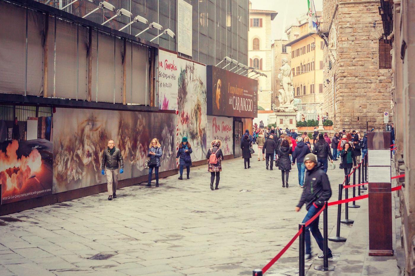 意大利佛罗伦斯乌菲兹美术馆, 进去看一看_图1-24