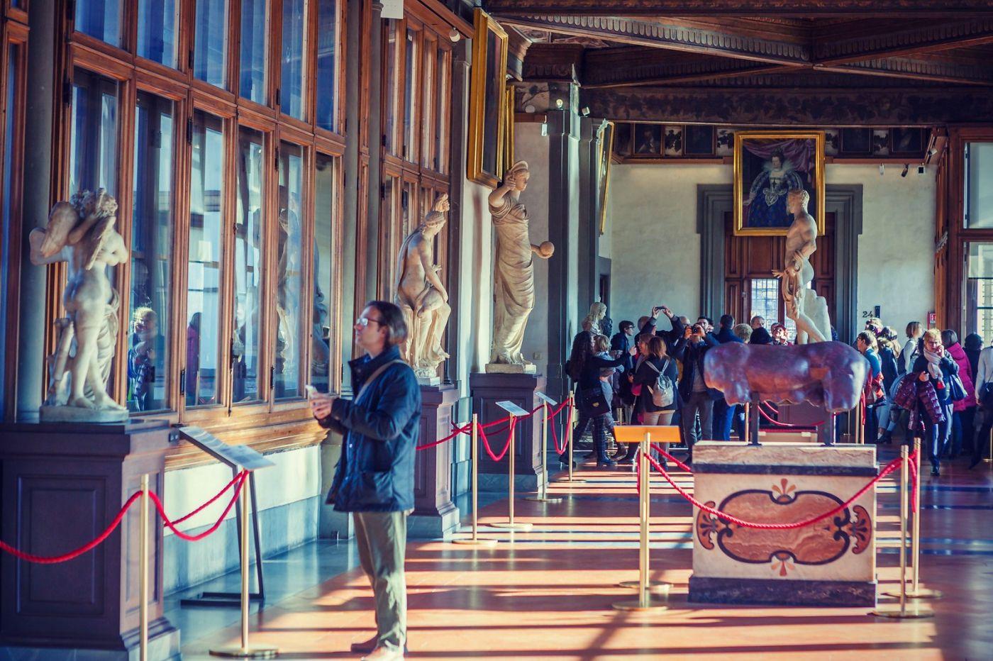 意大利佛罗伦斯乌菲兹美术馆, 进去看一看_图1-27