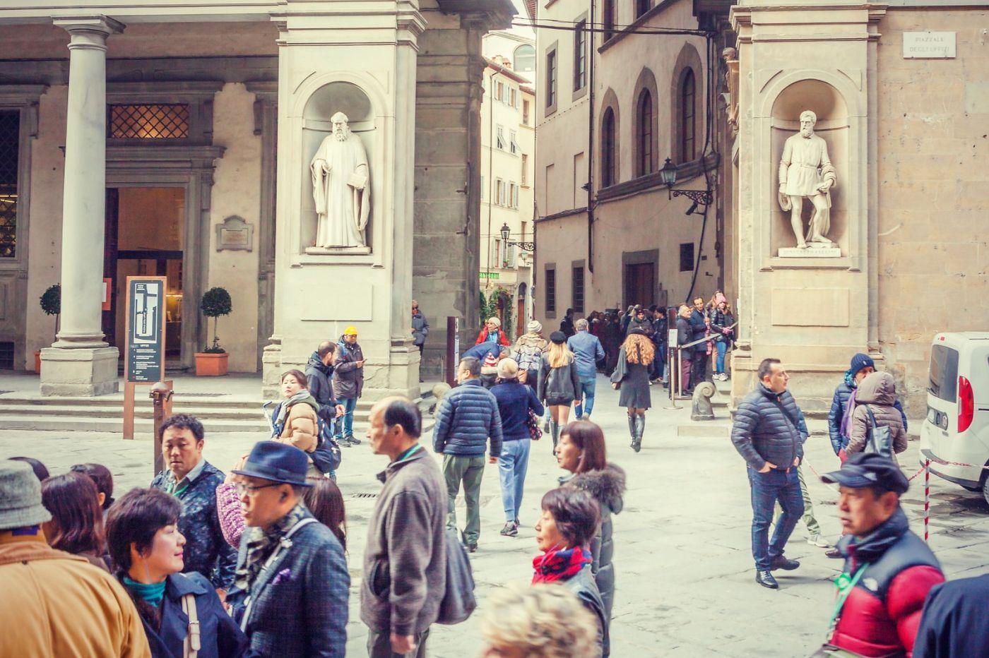 意大利佛罗伦斯乌菲兹美术馆, 进去看一看_图1-26