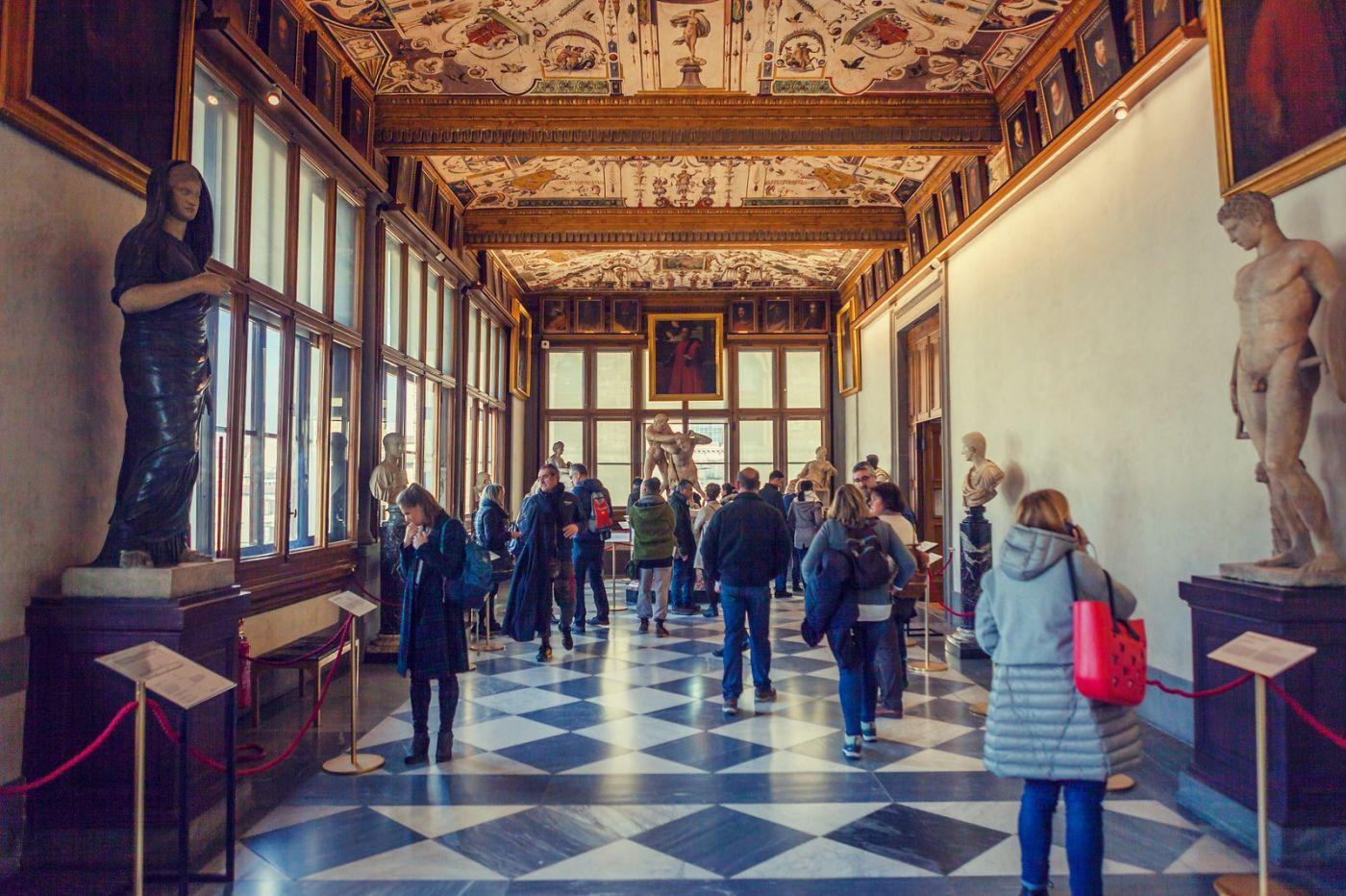 意大利佛罗伦斯乌菲兹美术馆, 进去看一看_图1-30