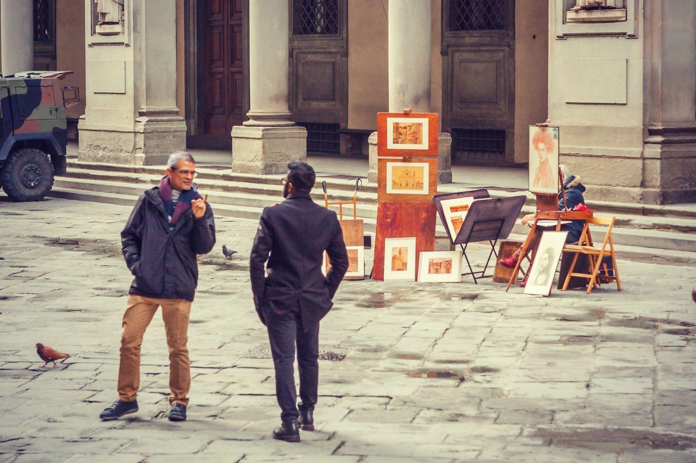 意大利佛罗伦斯乌菲兹美术馆, 进去看一看_图1-28