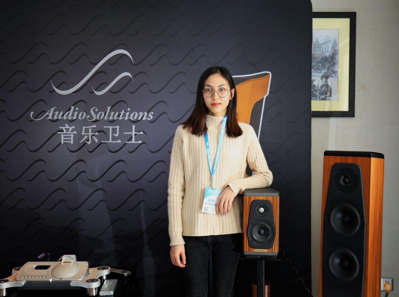 走马看花2019上海国际高级HI-FI音响展_图1-5