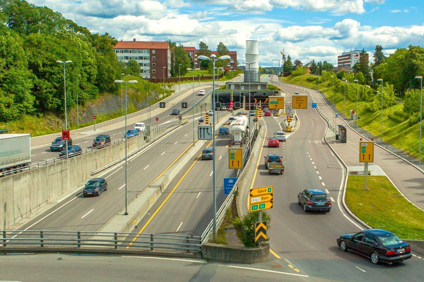 挪威奥塞罗,走在街头巷尾_图1-9