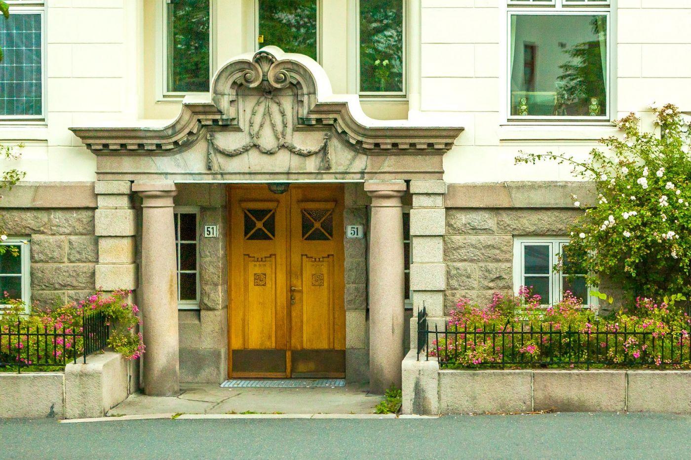 挪威奥塞罗,走在街头巷尾_图1-12