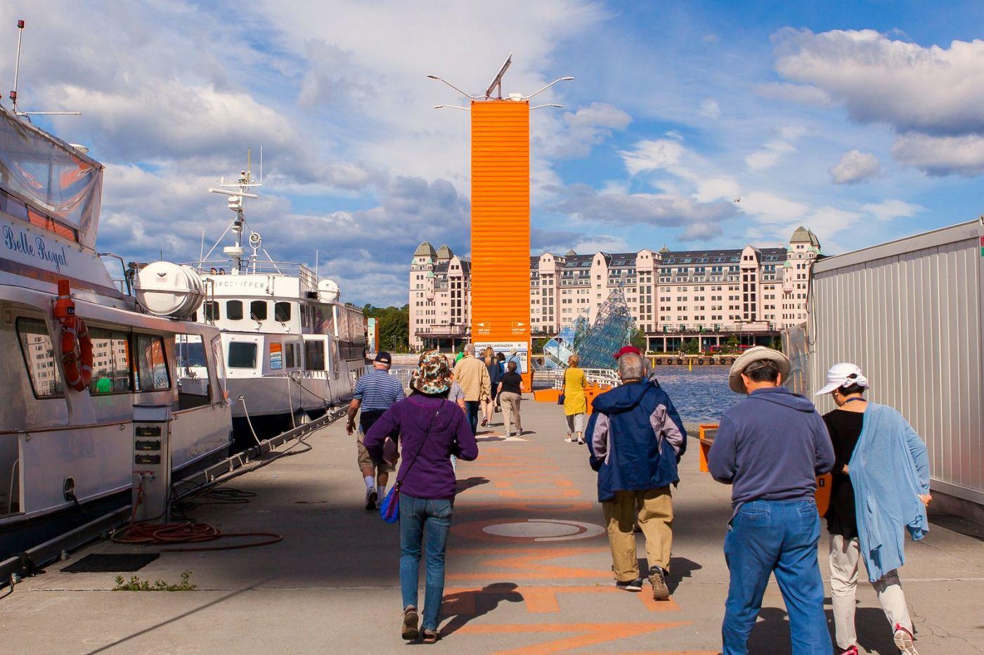 挪威奥塞罗,走在街头巷尾_图1-3