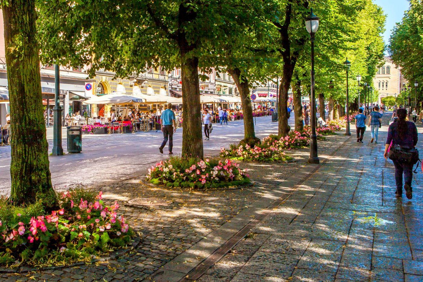 挪威奥塞罗,走在街头巷尾_图1-14