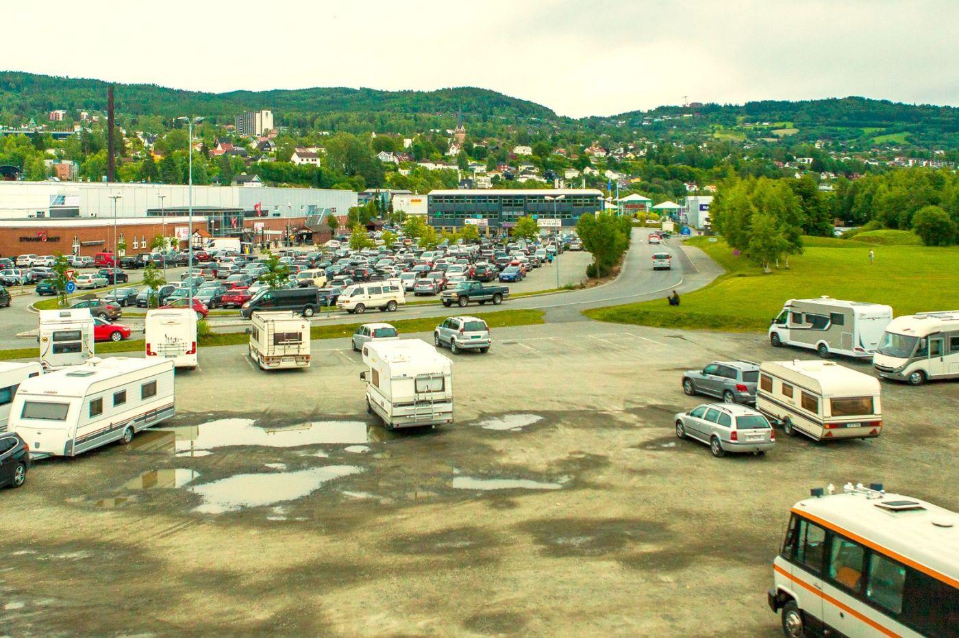 挪威奥塞罗,走在街头巷尾_图1-24