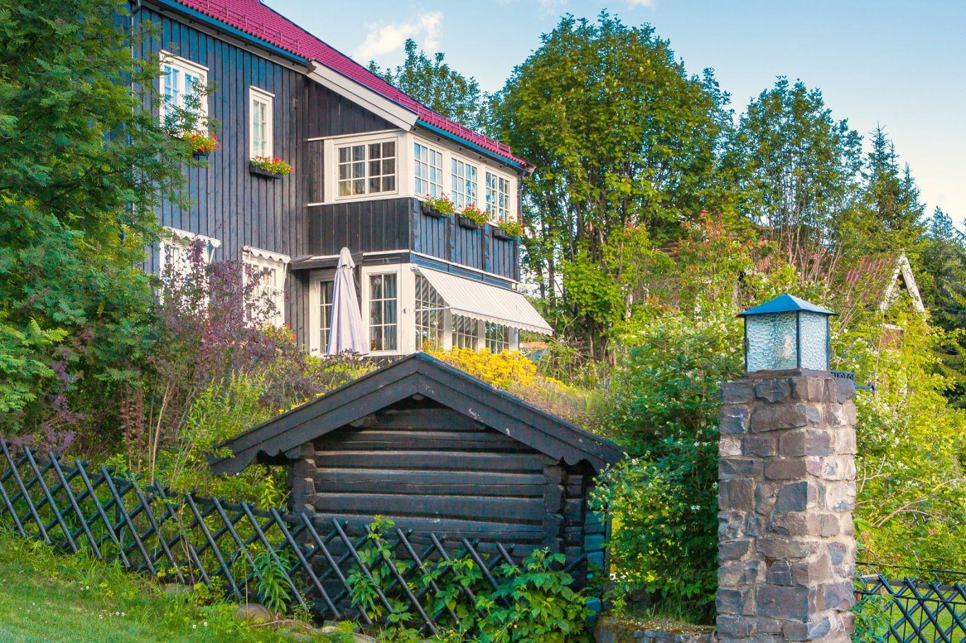 挪威奥塞罗,走在街头巷尾_图1-32
