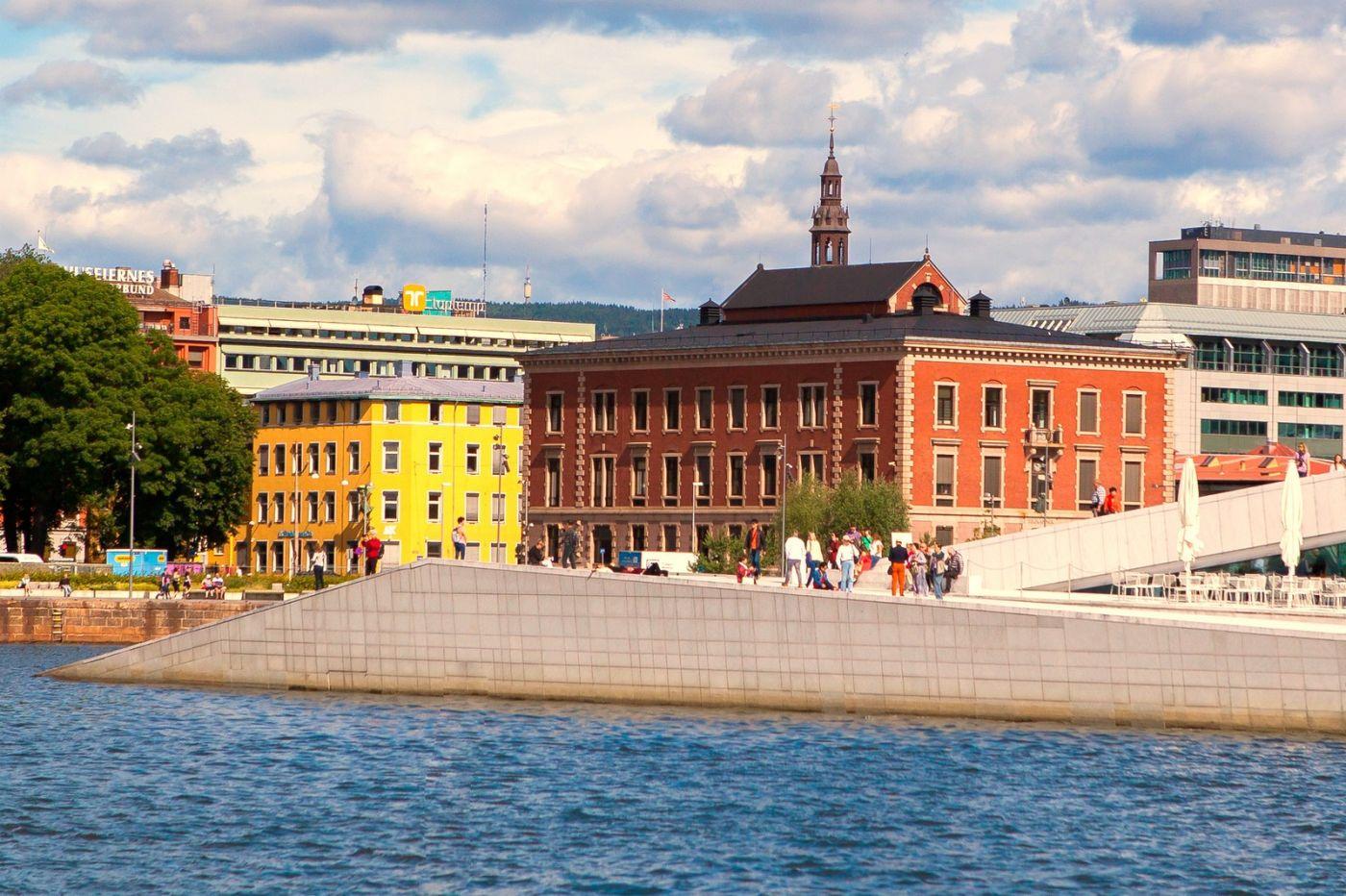 挪威奥塞罗,走在街头巷尾_图1-37