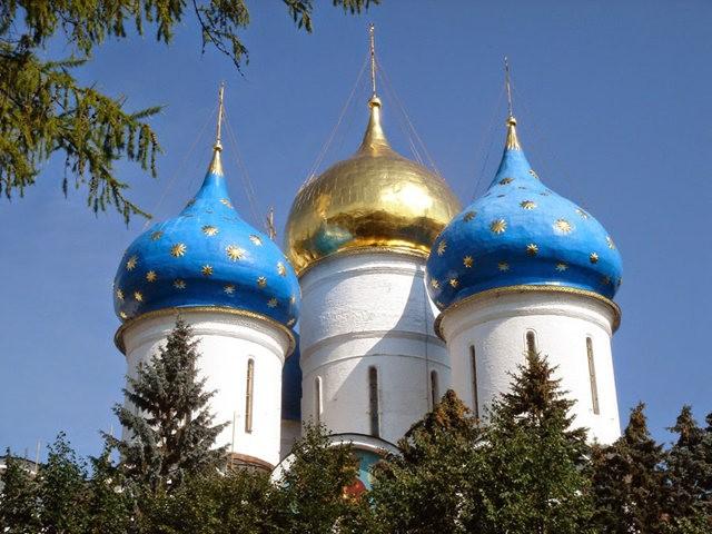 """莫斯科外围""""金环""""行_图1-1"""