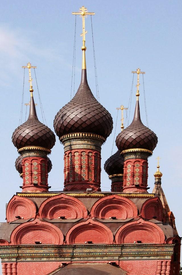"""莫斯科外围""""金环""""行_图1-26"""