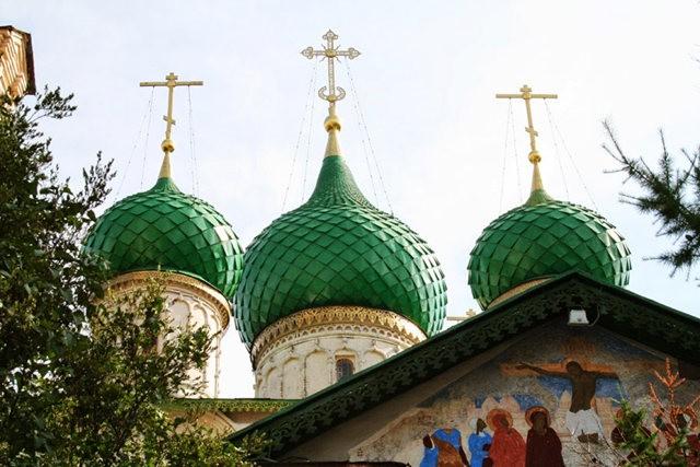 """莫斯科外围""""金环""""行_图1-28"""