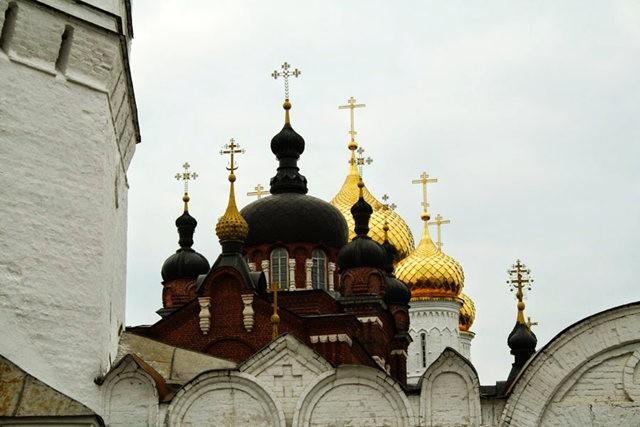 """莫斯科外围""""金环""""行---2_图1-1"""