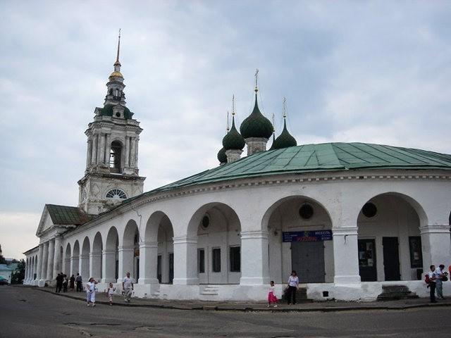"""莫斯科外围""""金环""""行---2_图1-5"""