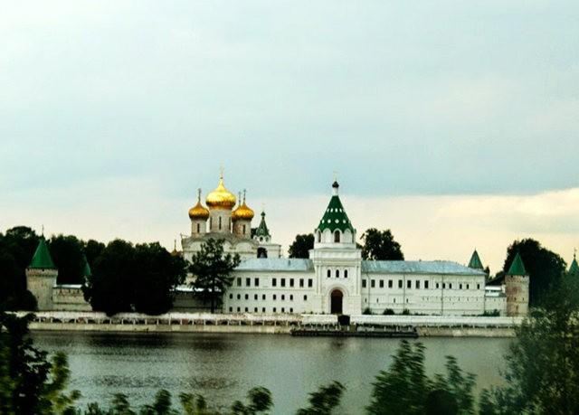 """莫斯科外围""""金环""""行---2_图1-12"""