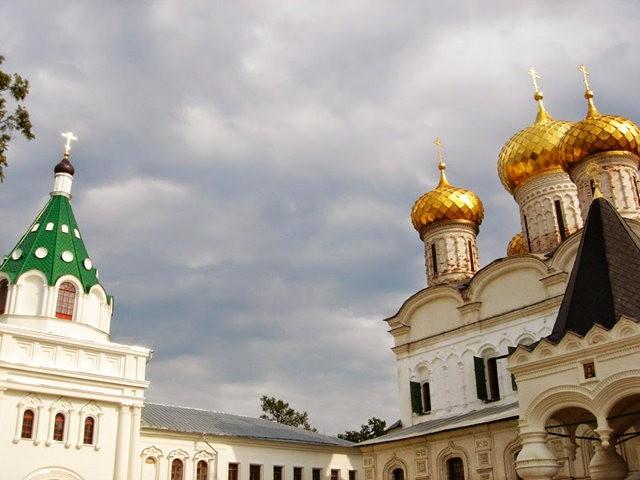 """莫斯科外围""""金环""""行---2_图1-14"""