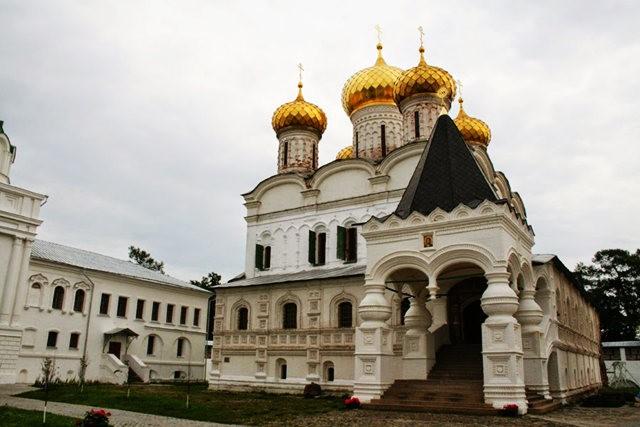 """莫斯科外围""""金环""""行---2_图1-17"""