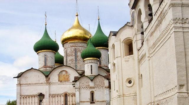 """莫斯科外围""""金环""""行---2_图1-29"""
