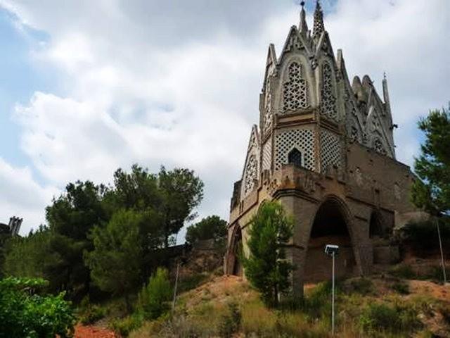 塔拉戈纳教堂_图1-1