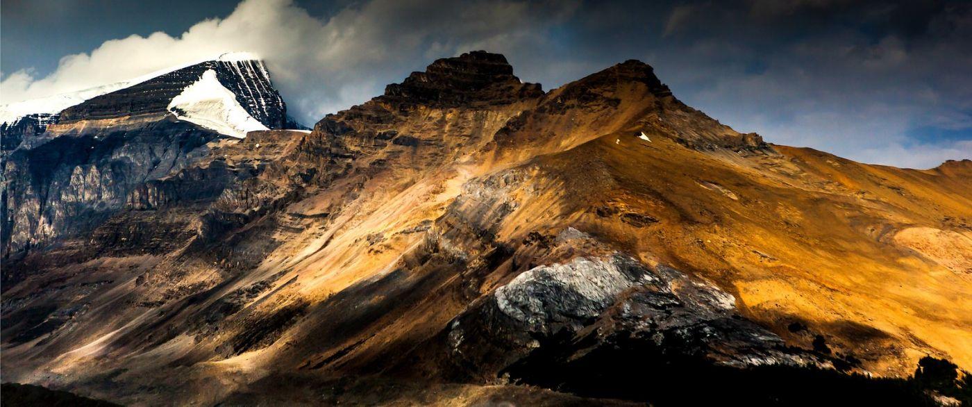 加拿大哥伦比亚冰川,难忘的一段旅程_图1-24
