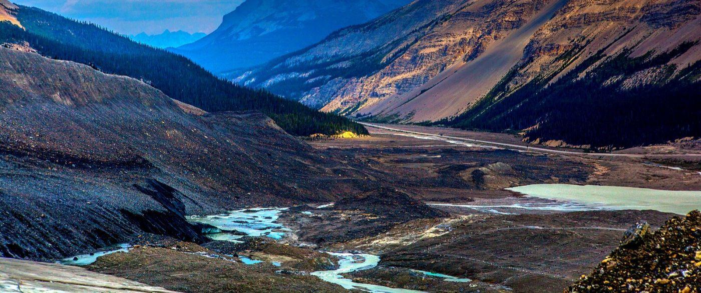 加拿大哥伦比亚冰川,难忘的一段旅程_图1-22
