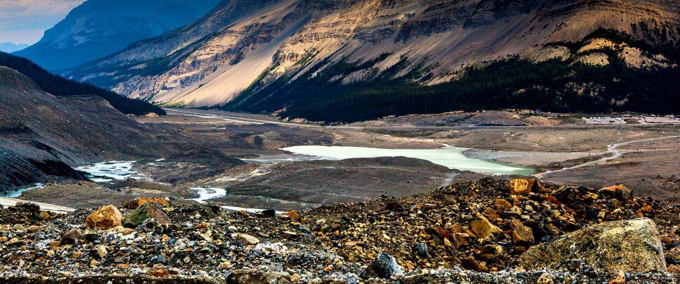 加拿大哥伦比亚冰川,难忘的一段旅程_图1-18