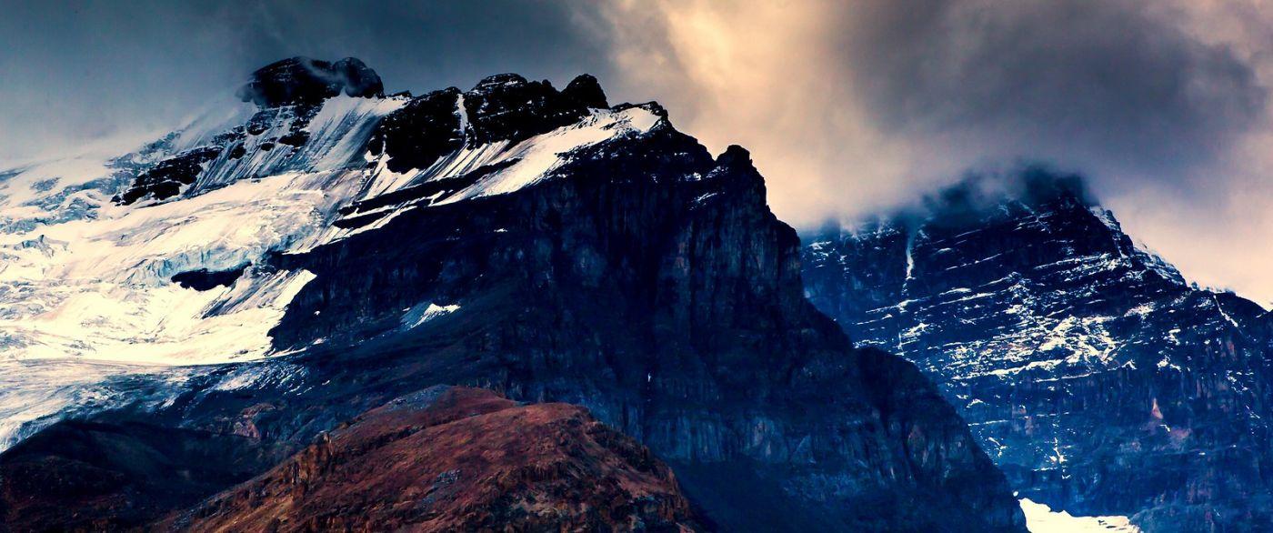 加拿大哥伦比亚冰川,难忘的一段旅程_图1-13