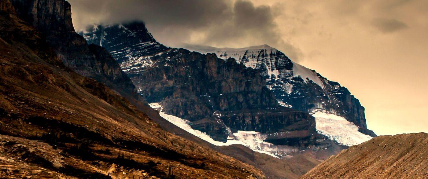 加拿大哥伦比亚冰川,难忘的一段旅程_图1-14