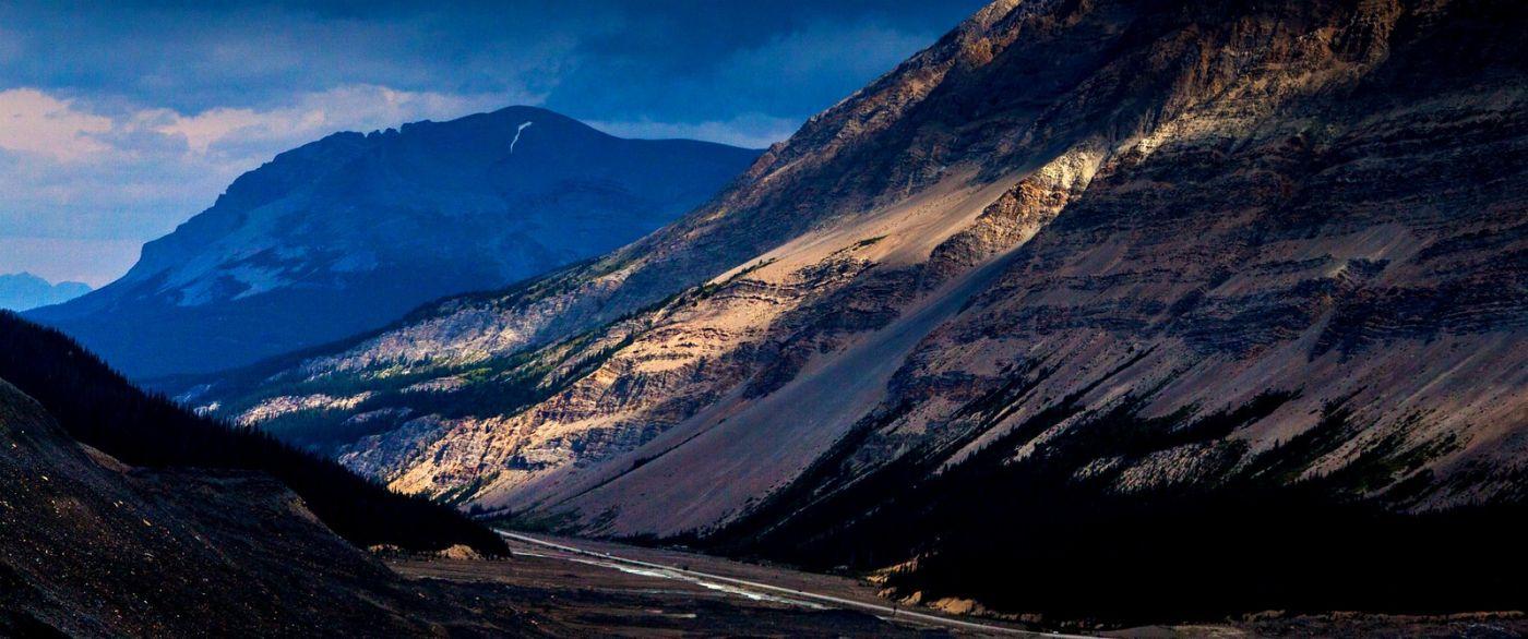 加拿大哥伦比亚冰川,难忘的一段旅程_图1-16